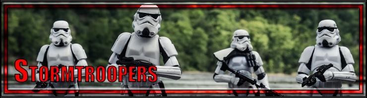 Banner - Stormtroopers